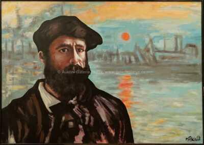 Jiří Máška - Claude Monet a jeho sny