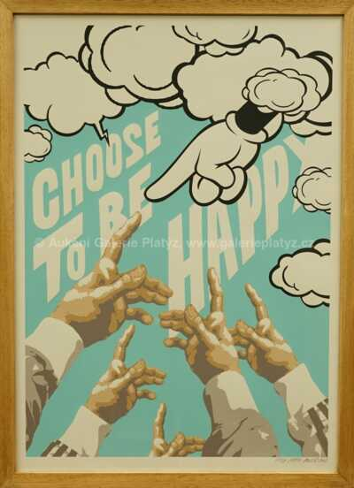 Pasta  Oner - Choose to be Happy