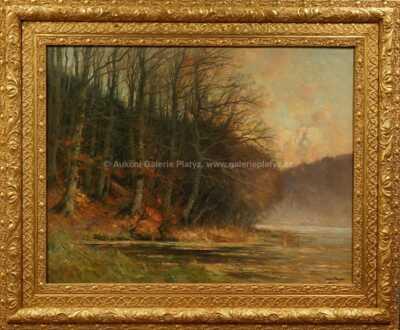 Autor neurčen - Podzimní červánky