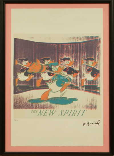 Andy Warhol - The New Spirit