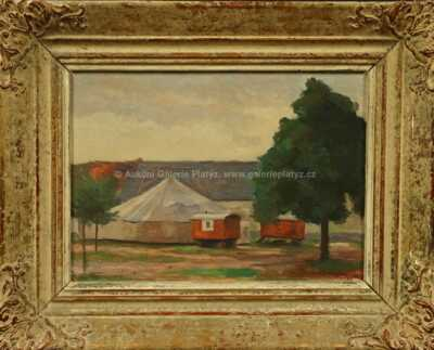 Karel Růžička Rodon - Cirkus