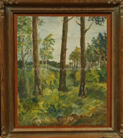 František Ladislav Soukup - Na kraji lesa