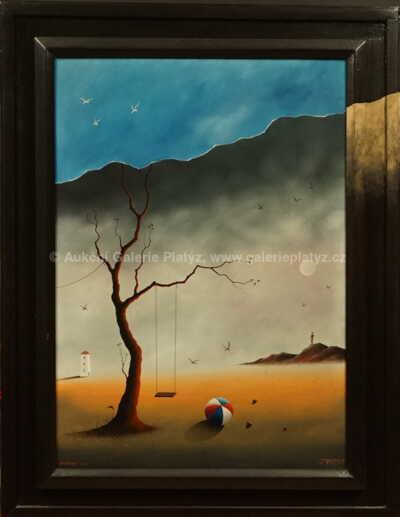 Pavel Pardy - Utržený sen