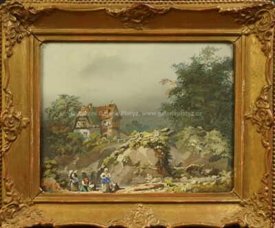 Josef Navrátil - Pradlenky