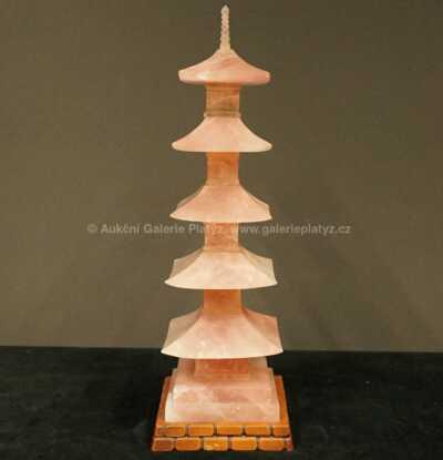 Autor neurčen - Čínská pagoda