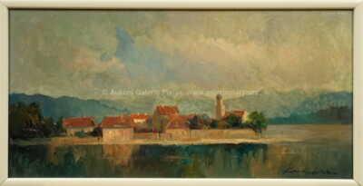 Karel Hodr - Od Bodamského jezera