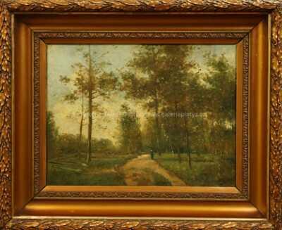 Autor neurčen - Na kraji lesa
