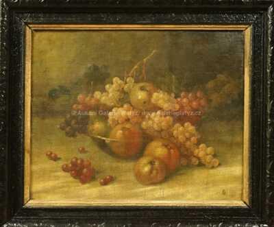 Antonín Waldhauser  - Ovocné zátiší