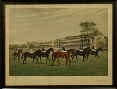 W. Barth - Anglické derby