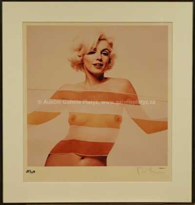 Bert Stern - Marilyne Monroe  - Last sitting I.