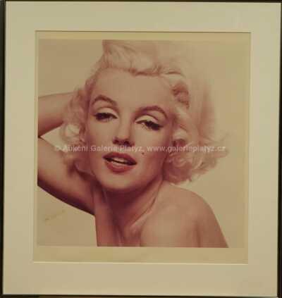 Bert Stern - Marilyne Monroe  - Last sitting II..