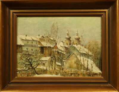 Karel Holan - Na kraji města