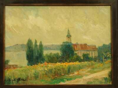 Karel Hodr - Kostelík
