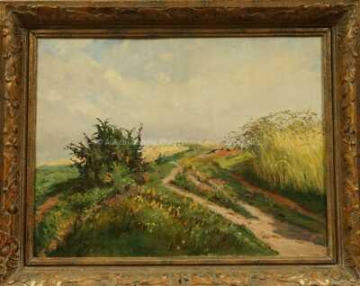 Gustav  Porš - Stezka do polí