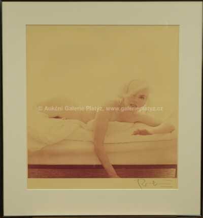 Bert Stern - Marilyne Monroe - Last sitting - Playfull