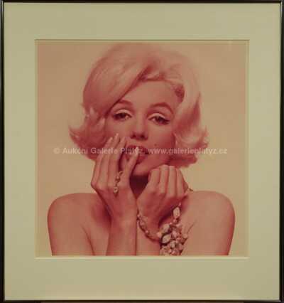 Bert Stern - Marilyne Monroe - Last sitting