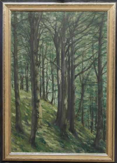 František Kobliha - V lese