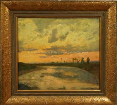 Ferdinand Engelmüller - U rybníka