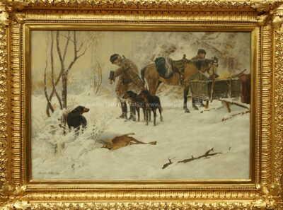 Zimní lov