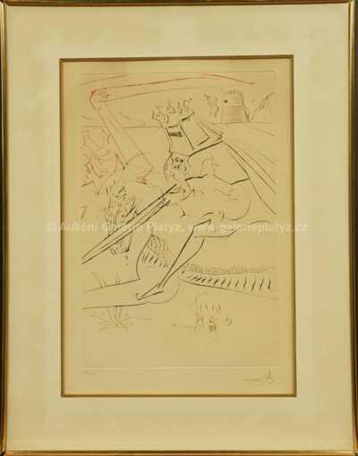 Salvador Dalí - Hledání grálu I.
