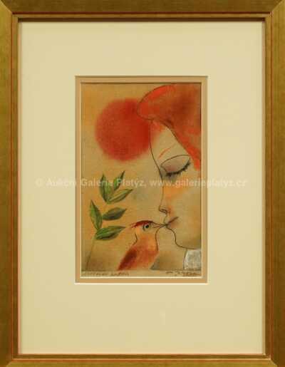 Ota Janeček - Ilustrace ke knize Alexandra Kuprina