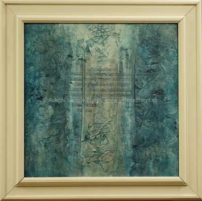 Jan Kristofori - Sonáta v modrém