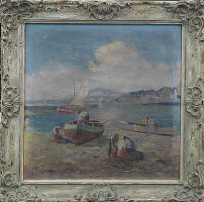 Josef  Svoboda - Rybáři
