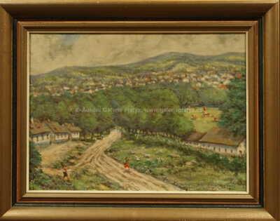 Josef Fiala - Život na vesnici