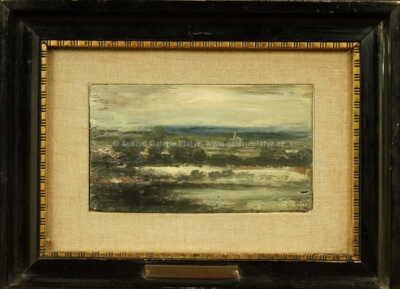 Antonín Waldhauser  - Pozdní podzim v krajině