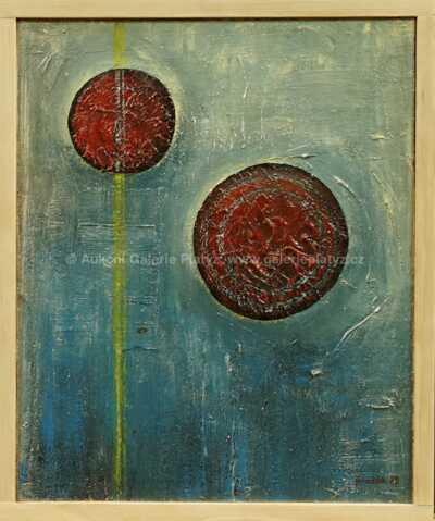 Čeněk Pražák - Dvě slunce