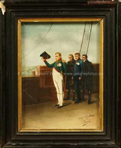 Autor neurčen - Napoleon