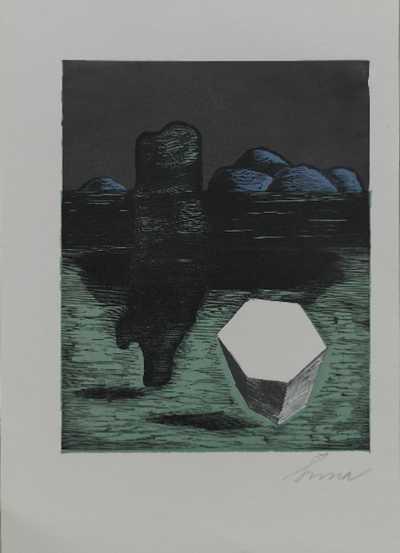 Josef  Šíma - Bílý krystal