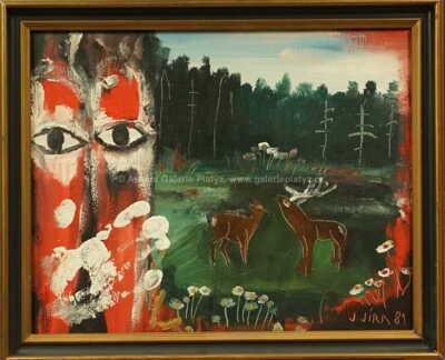 Josef Jíra - Dvojí setkání u lesa