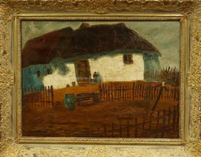 Josef Dobrowsky - Bílé stavení