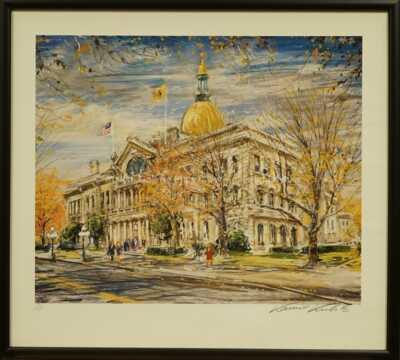 Kamil Kubík - New Jersey State House