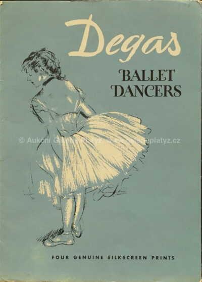 Edgar Degas - Baletky