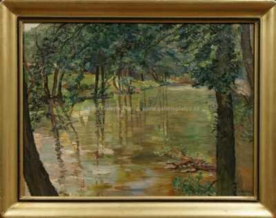 Oldřich Koníček - Tichá řeka