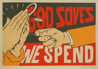 Pasta  Oner - God Saves, We Spend