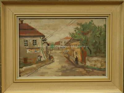 Jaroslav Kotas - Motiv z Vlašimy