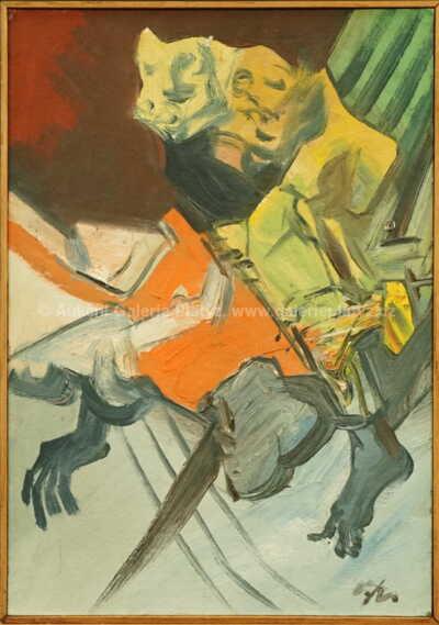 Vincent Hložník - Bez názvu I.