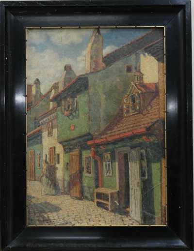 Rudolf Adámek - Zlatá ulička