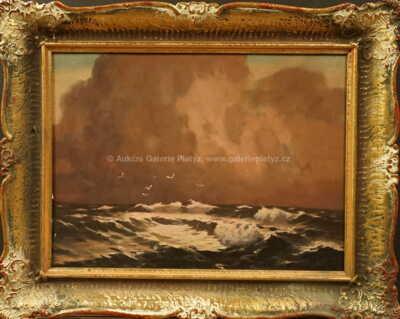 Otakar Číla - Tichý oceán