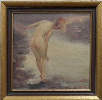 Robert F. Wacík (Vacík) - U řeky