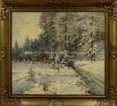 Gustav  Porš - Tichý les