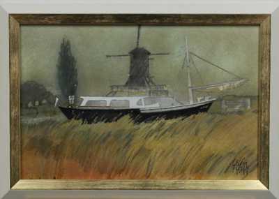 Vilém  Plocek - Holandský průplav