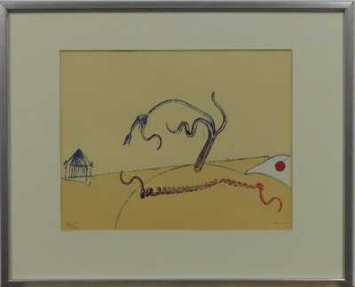 Max Ernst - Smrt stromu