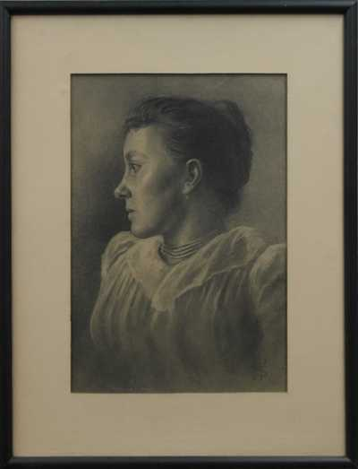 Jaroslav Špillar - Portrét ženy