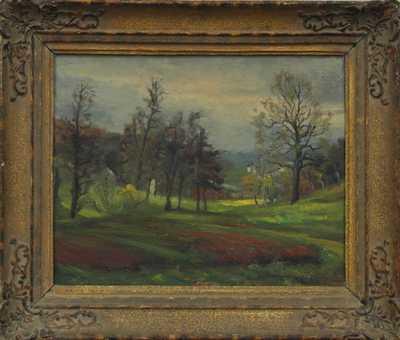 Bedřich Horálek - Podzimní krajina