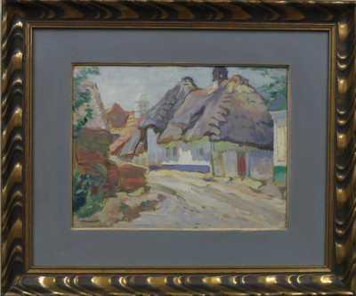 Otto (Ota) Ottmar - Veletínské chalupy