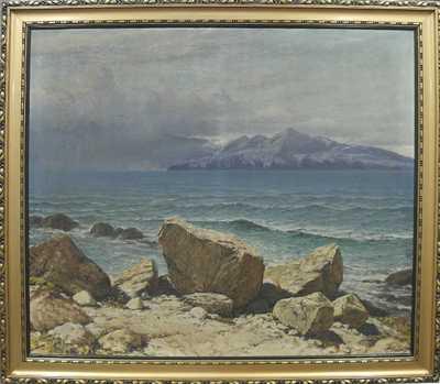 Josef Písecký (Liška) - Jadranské pobřeží